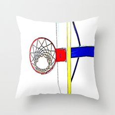 How many points does it take? Throw Pillow