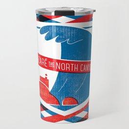 Nazaré - The North Canyon Travel Mug