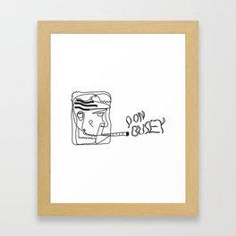 Don Busey Framed Art Print