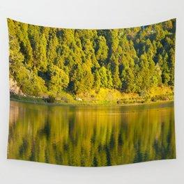 Furnas lake Wall Tapestry
