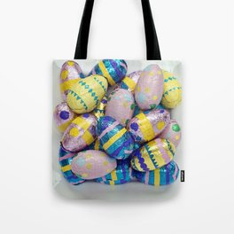 Easter Plate IV Tote Bag