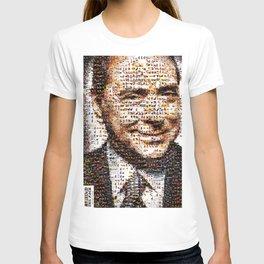 BEHIND THE FACE. Berlusconi   animals' bunga bunga T-shirt