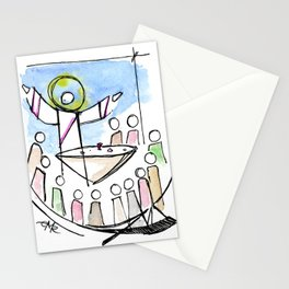 Always Remember Him Stationery Cards
