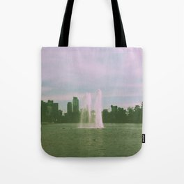 Echo Park Lake Tote Bag