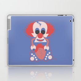Clown Martians  from Outer Space Laptop & iPad Skin