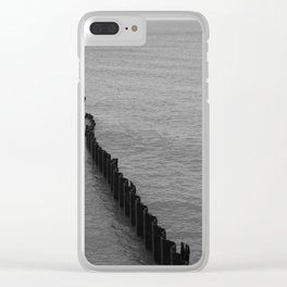 Lakeshore Study Clear iPhone Case