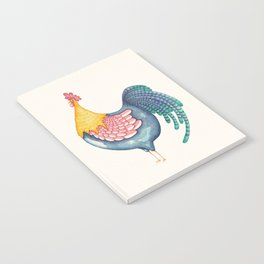 Gala Rooster Notebook