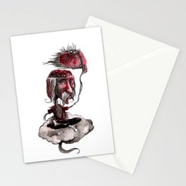 Open Your Head Stationery Cards