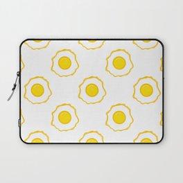 Eggs Pattern Laptop Sleeve