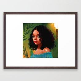 373 Framed Art Print