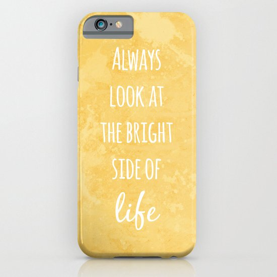 Bright Side iPhone & iPod Case