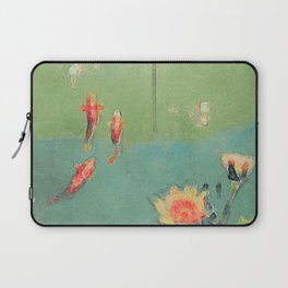 Koi Dreams Laptop Sleeve