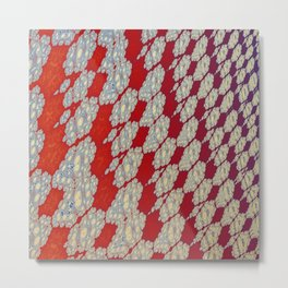 Fractal Abstract 92 Metal Print