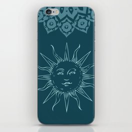Sinshine pattern iPhone Skin