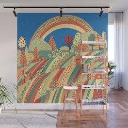 Fairy Tale Landscape II Wall Mural
