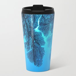 Fan Coral Travel Mug