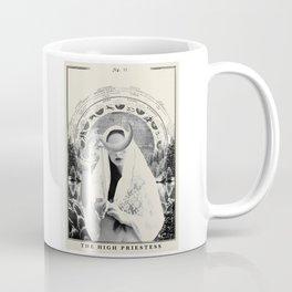 Fig. II - The High Priestess Coffee Mug