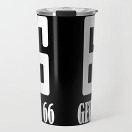 Germa 66 Travel Mug