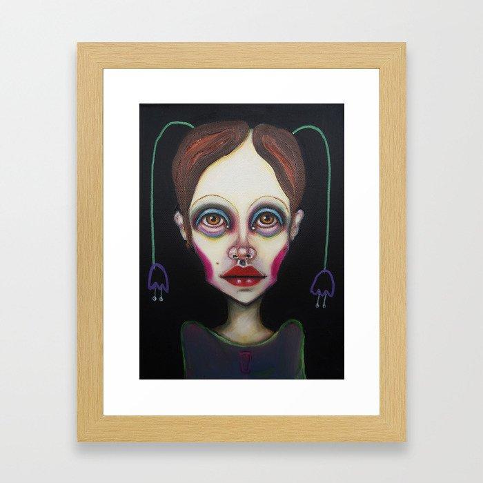 dendra Framed Art Print