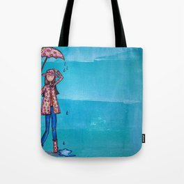 It's all about the Rain Gear Tote Bag