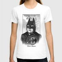 bat man T-shirts featuring BAT MAN by DIVIDUS