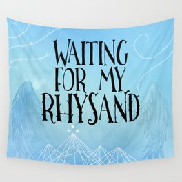 ACOTAR - Waiting for my Rhysand Wall Tapestry