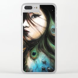 Gaia Clear iPhone Case