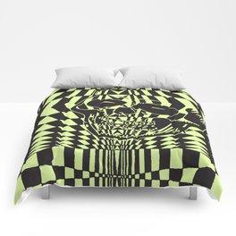 Shredding Skull Comforters
