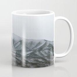 Snow On The Mountain 3 Coffee Mug