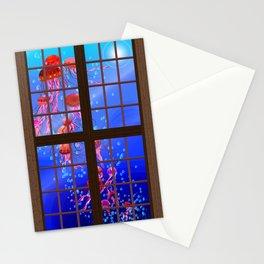 Window Jelly 1 Stationery Cards