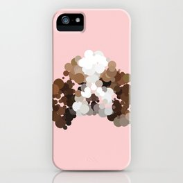 american cocker spaniel iPhone Case