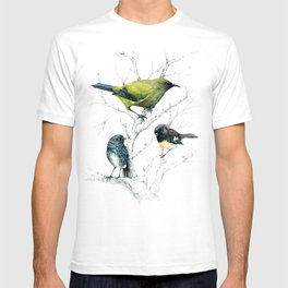 the cutie trio T-shirt