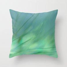 Grassland Throw Pillow