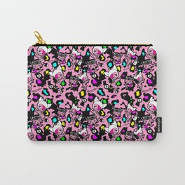 Pattern Animal print by MamirruQuis Carry-All Pouch