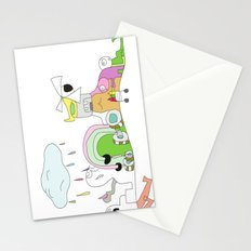 Funland 1 Stationery Cards