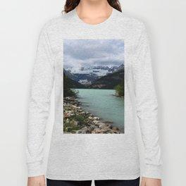 Lake Louise Impression Long Sleeve T-shirt
