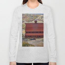 Perry Park Barn Long Sleeve T-shirt