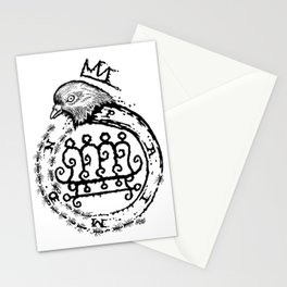 Hail King Paimon! Stationery Cards
