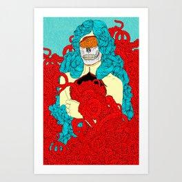 Gale II Art Print