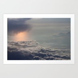 After Storm Art Print
