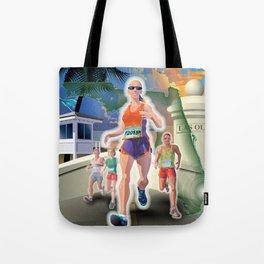 Fort Lauderdale A1A Marathon Tote Bag