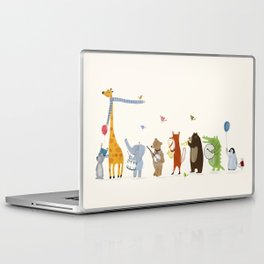 little parade Laptop & iPad Skin