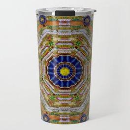 planet of the magic flower power Travel Mug