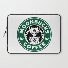 Moonbucks Coffee Laptop Sleeve