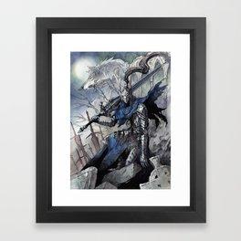 Artorias (Dark Souls) Framed Art Print