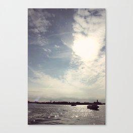 Unusual Venice #5 Canvas Print