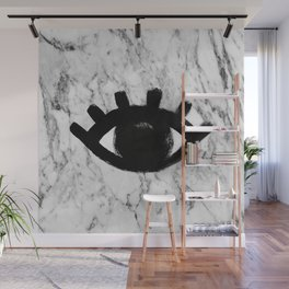 all-seeing eye Wall Mural
