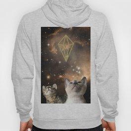 Galaxy Cats Hoody