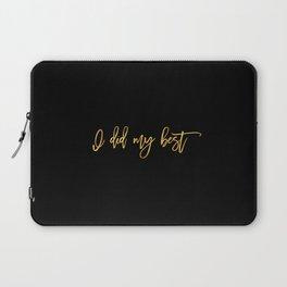 My Best Laptop Sleeve