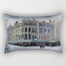 City of Melbourne building, Melbourne, Victoria Rectangular Pillow